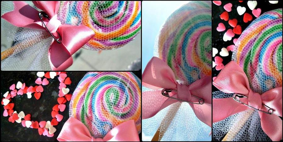 Cute Lollipop by VanessaKin