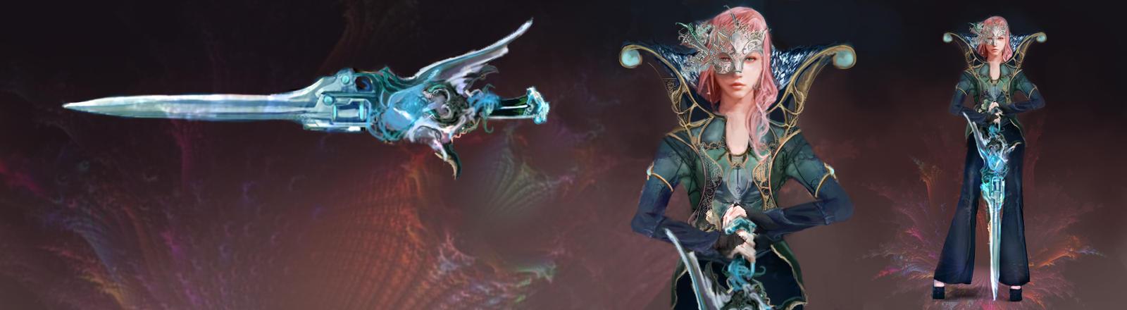 Elegant Ravager by DragonsDravite