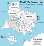 The Disputed Lands - 10013 Human Era