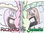 Richard vs Saladin