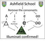 Ashfield School Is Illuminati Confirmed