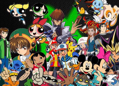 The New D-Generation X by DisneyEquestrian2012