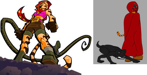 Sokala the Tiger by DisneyEquestrian2012