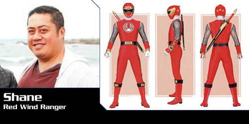 Shane the Red Wind Ranger by DisneyEquestrian2012