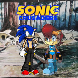 Sonic Crusaders poster