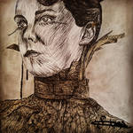 Johanna Mason from The Hunger Games: Catching Fire