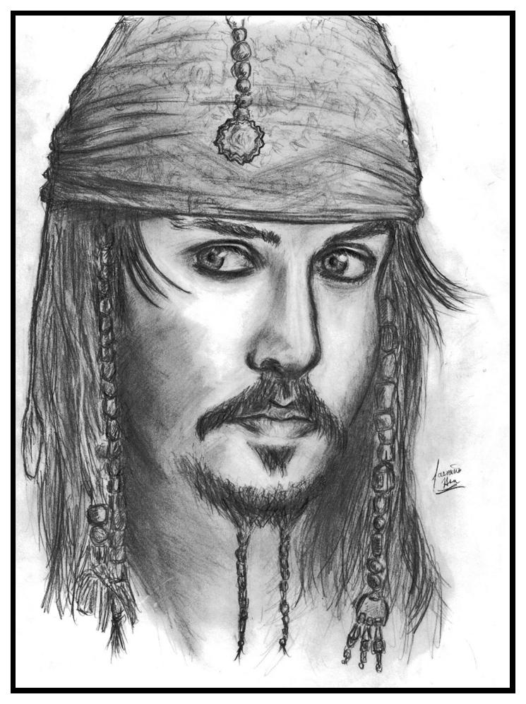 Jack Sparrow, Savvy? by xLilJazzy