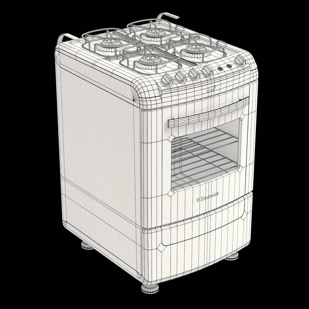 Model home appliances