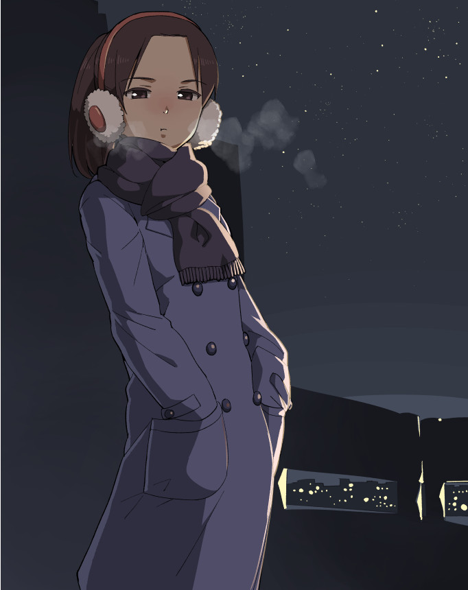 1/1 Wakabayashi by toirekomoru