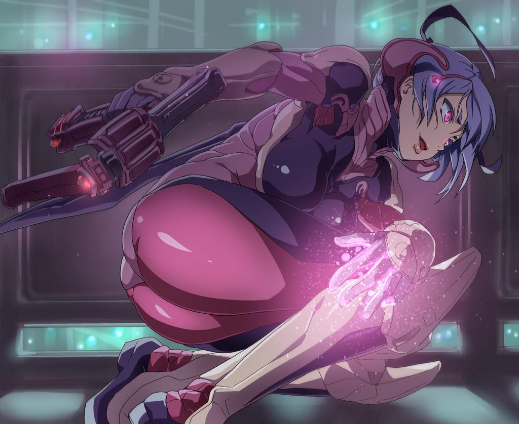 warframe Mirage-girl by toirekomoru