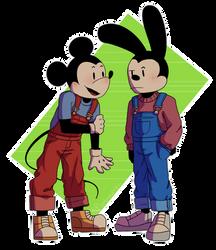 Brothers by PlooGaumm