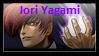 Iori Yagami by xIorixyagamix