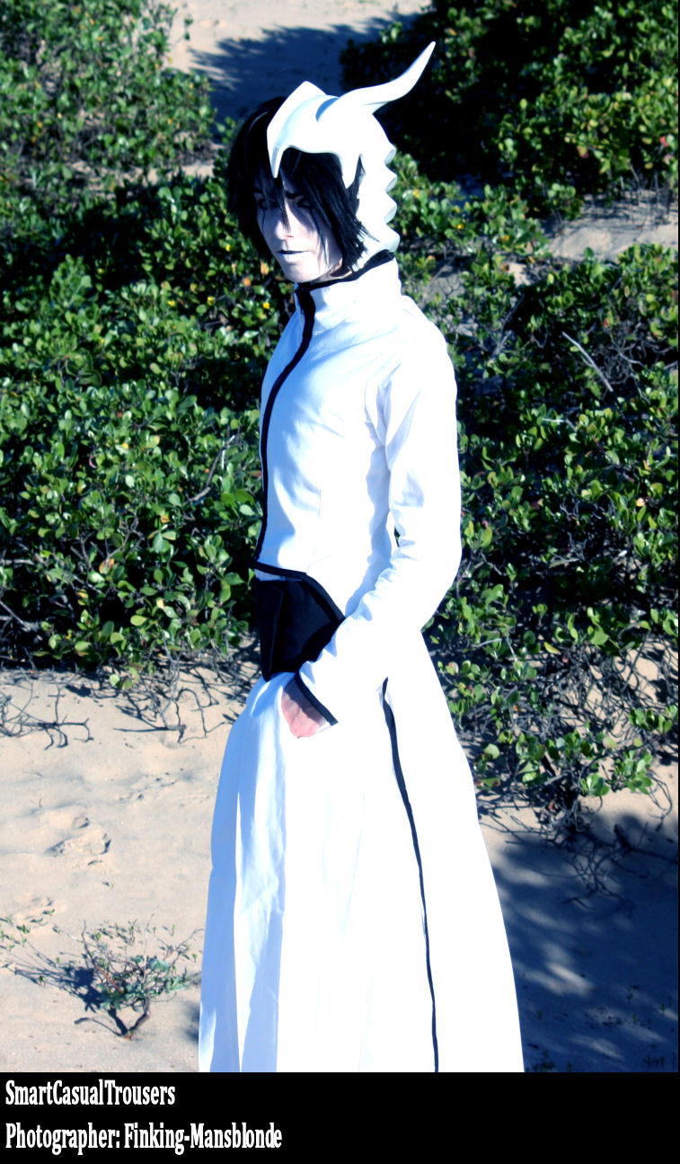 Ulquiorra Cosplay by SmartCasualTrousers on DeviantArt Ulquiorra Cosplay