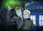 Sherlock is the Doctor