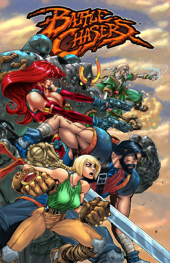 Les Héros d'Image - Page 2 Battle_Chasers_Revival_by_GhostYurei