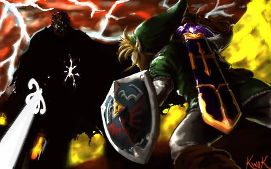 Zelda TP Wii ver. Twilight