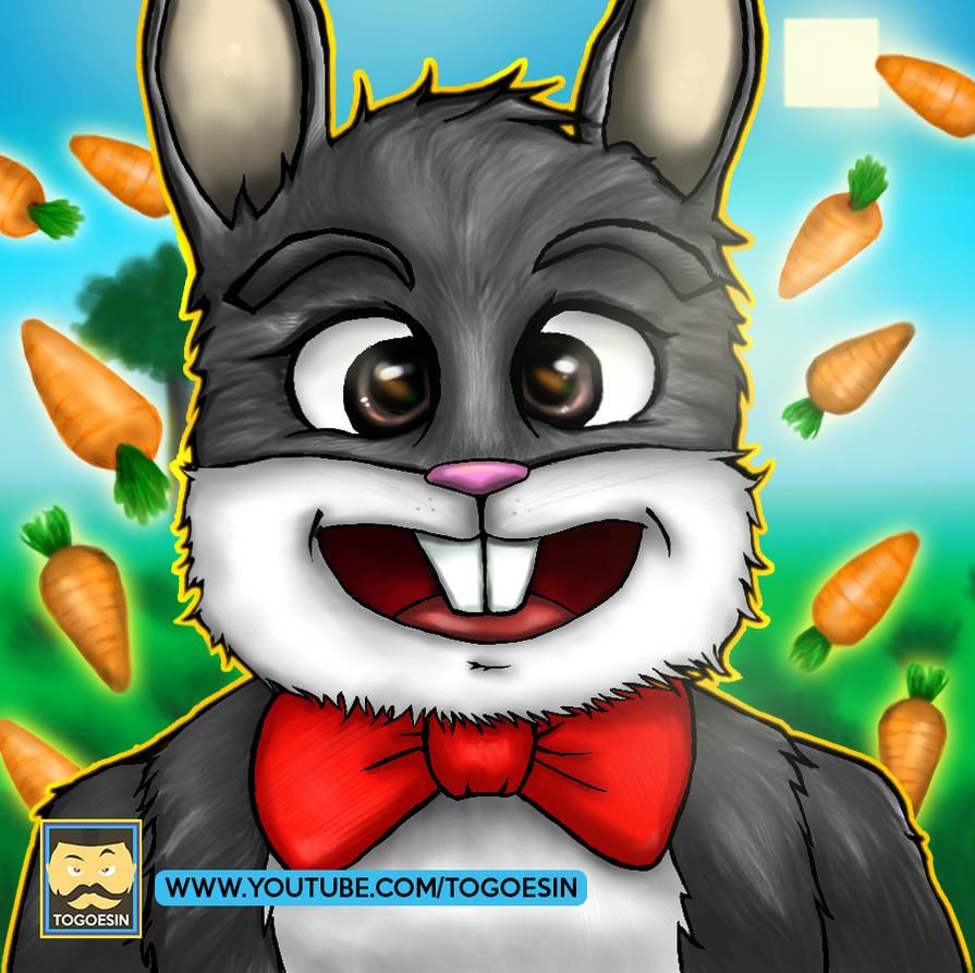 Minecraft Bunny Avatar By Bustedgun On Deviantart