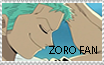 Zoro stamp by X3snowangel