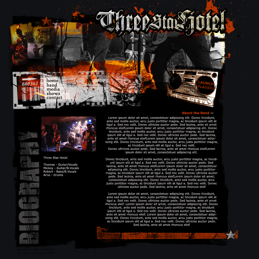 Three Star Hotel - v3 by willeyh