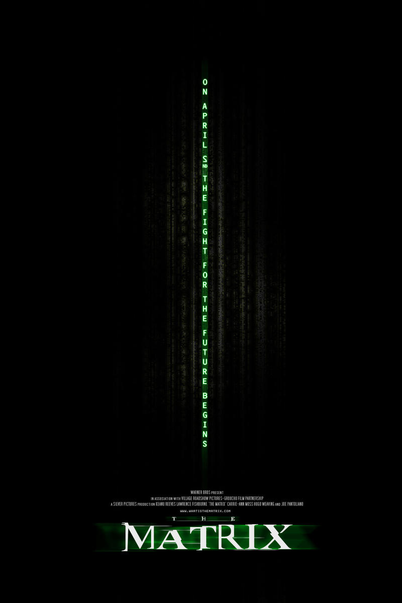 the characters in the matrix essay