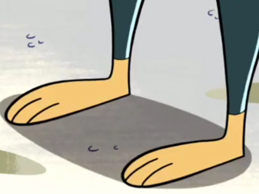 Kitty's Feet By Disneyboxerman On DeviantArt