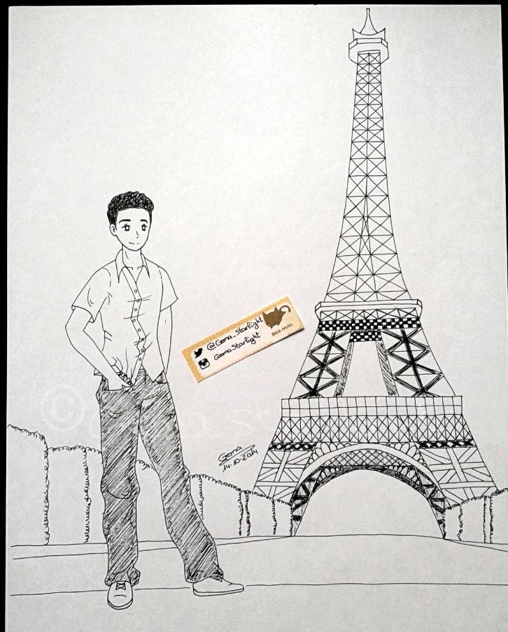 Oh, Paris by GemaStarlight