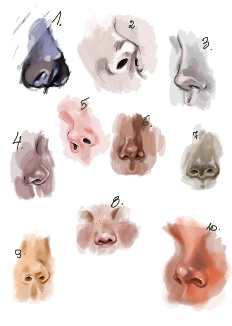 Nosy by Pachowa