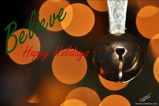 Believe Christmas 2012