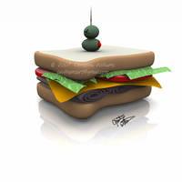 Sandwich by C-Williams