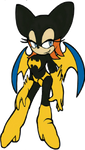 Rouge the Batgirl by TheHylianHaunter