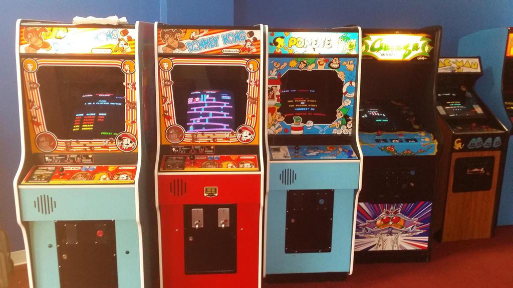 z82Retrocade arcade games by TheHylianHaunter