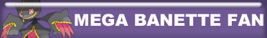 Mega Banette Fan Button by TheHylianHaunter