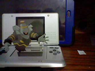On my DS: Dusknoir by TheHylianHaunter