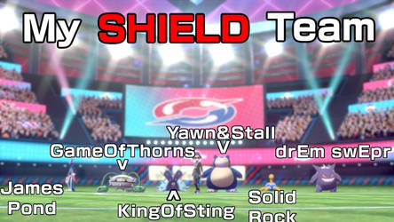 My Shield Team