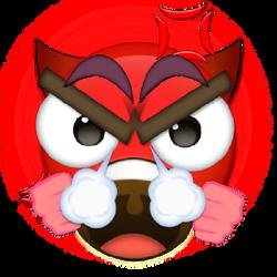 Mad as Hell emoji