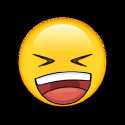 That's funny emoji