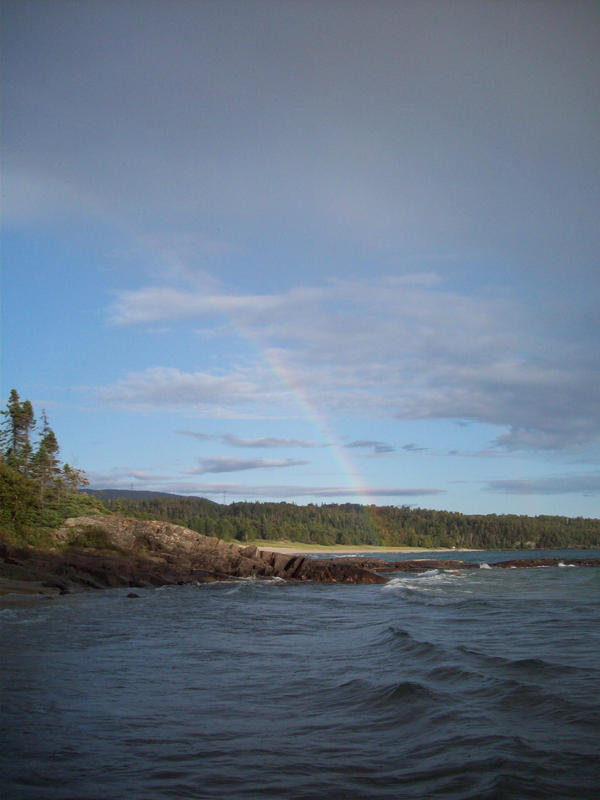 Rainbow by BloodStainedSilk