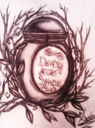 Deadly night shade by Darkrose1047