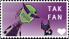 TAK Stamp by BigYellowAlien