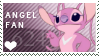 Angel Stamp by BigYellowAlien