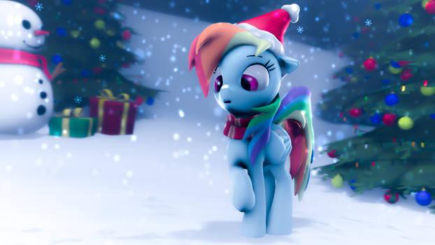 Snowy Heartwarming