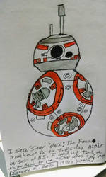 BB-8 by kimsworld