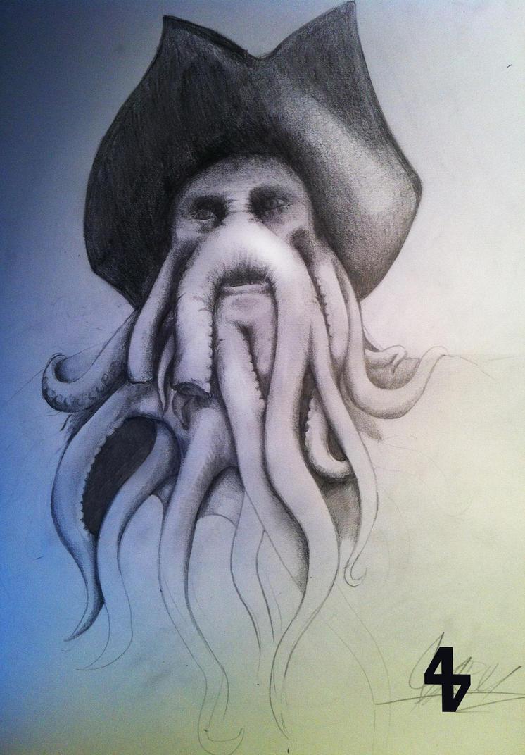 Davy Jones by AzArm222