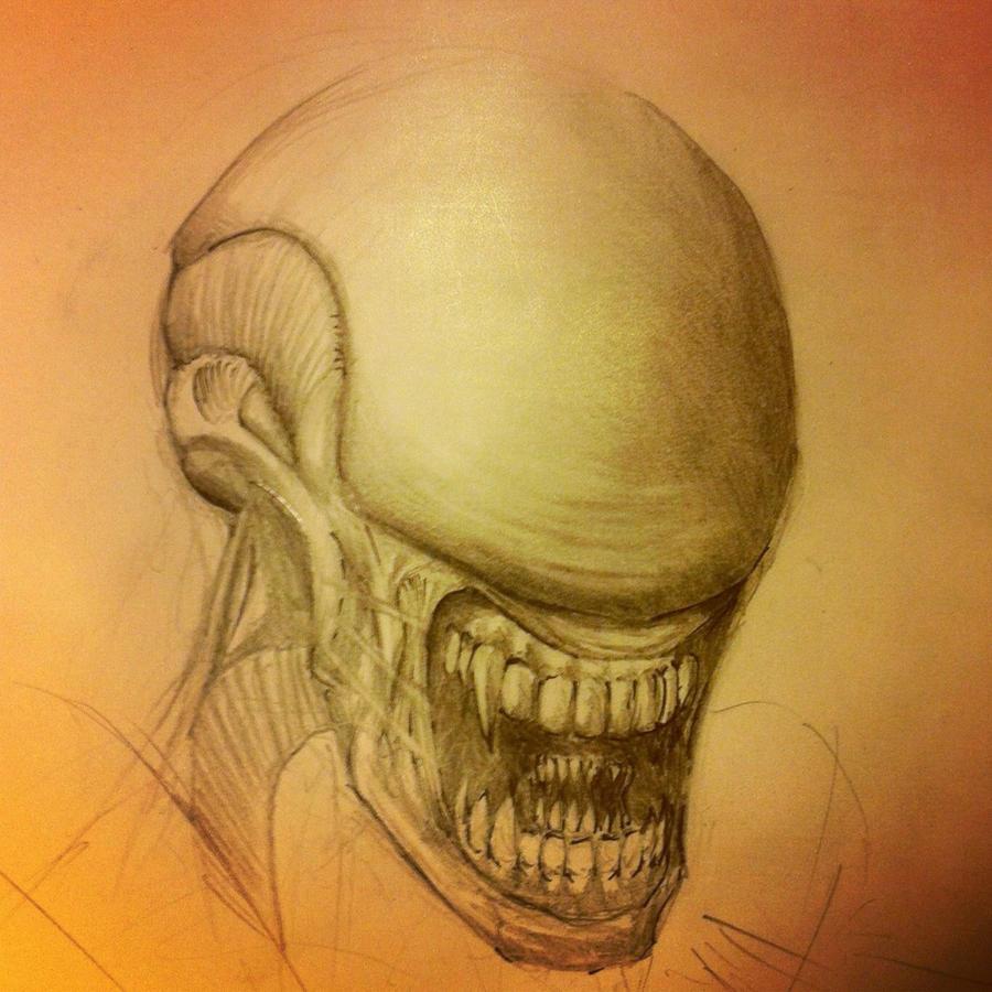 Alien by AzArm222