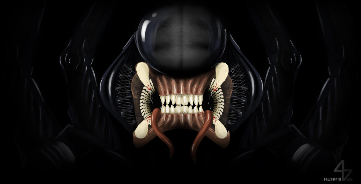 Alien mutation by AzArm222