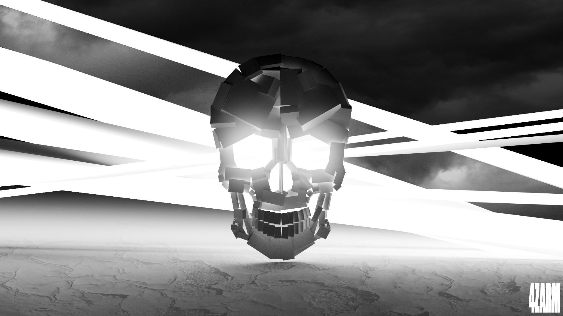 skull by AzArm222