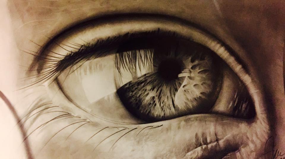 eye by AzArm222