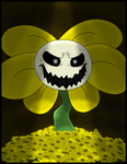 Flowey The Flower Undertale