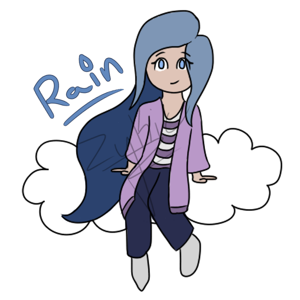 SlainDawn - Rain by Zykic