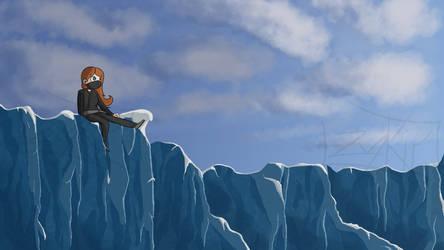 Glacial Awakening Thumbnail Background